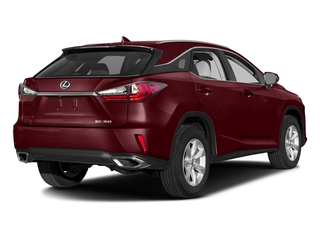 Matador Red Mica 2016 Lexus RX 350 Pictures RX 350 Utility 4D 2WD V6 photos rear view