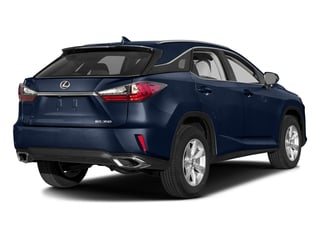 Nightfall Mica 2016 Lexus RX 350 Pictures RX 350 Utility 4D 2WD V6 photos rear view