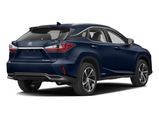 Nightfall Mica 2016 Lexus RX 450h Pictures RX 450h Utility 4D 2WD V6 Hybrid photos rear view