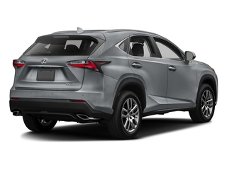 Nebula Gray Pearl 2016 Lexus NX 200t Pictures NX 200t Utility 4D NX200t 2WD I4 Turbo photos rear view