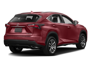 Matador Red Mica 2016 Lexus NX 200t Pictures NX 200t Utility 4D NX200t 2WD I4 Turbo photos rear view
