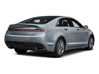 Luxe Metallic 2016 Lincoln MKZ Pictures MKZ Sedan 4D EcoBoost I4 Turbo photos rear view