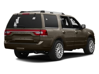 Java Metallic 2016 Lincoln Navigator Pictures Navigator Utility 4D Reserve 2WD V6 Turbo photos rear view