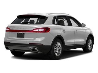 Confidential White 3C (Tri-Coat) 2016 Lincoln MKX Pictures MKX Utility 4D Black Label 2WD V6 photos rear view