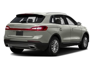 Crystal Silver 2016 Lincoln MKX Pictures MKX Utility 4D Black Label 2WD V6 photos rear view
