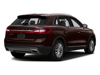 Chroma Couture Dark Brown (Chromoflare) 2016 Lincoln MKX Pictures MKX Utility 4D Black Label 2WD V6 photos rear view