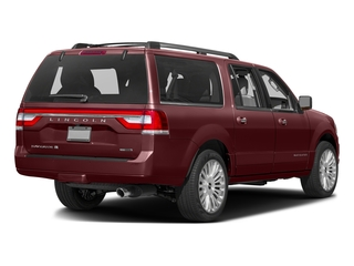 Bronze Fire Metallic 2016 Lincoln Navigator L Pictures Navigator L Utility 4D Select 2WD V6 Turbo photos rear view