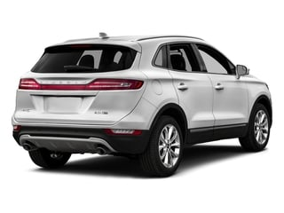 Confidential White Tri-Coat 2016 Lincoln MKC Pictures MKC Utility 4D Black Label 2WD I4 Turbo photos rear view