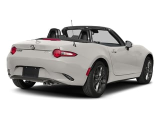Crystal White Pearl 2016 Mazda MX-5 Miata Pictures MX-5 Miata Convertible 2D GT Launch I4 photos rear view