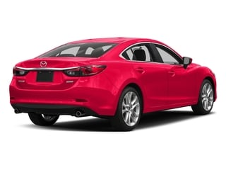 Soul Red Metallic 2016 Mazda Mazda6 Pictures Mazda6 Sedan 4D i Touring I4 photos rear view