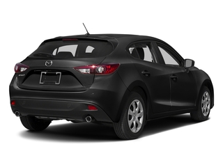 Jet Black Mica 2016 Mazda Mazda3 Pictures Mazda3 Wagon 5D i Sport I4 photos rear view
