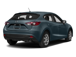 Blue Reflex Mica 2016 Mazda Mazda3 Pictures Mazda3 Wagon 5D i Sport I4 photos rear view