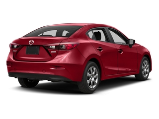Soul Red Metallic 2016 Mazda Mazda3 Pictures Mazda3 Sedan 4D i Sport I4 photos rear view