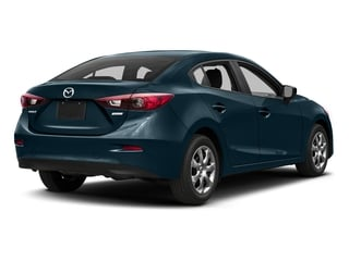 Deep Crystal Blue Mica 2016 Mazda Mazda3 Pictures Mazda3 Sedan 4D i Sport I4 photos rear view