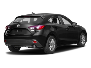 Jet Black Mica 2016 Mazda Mazda3 Pictures Mazda3 Wagon 5D s Touring I4 photos rear view