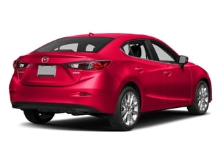 Soul Red Metallic 2016 Mazda Mazda3 Pictures Mazda3 Sedan 4D s Touring I4 photos rear view