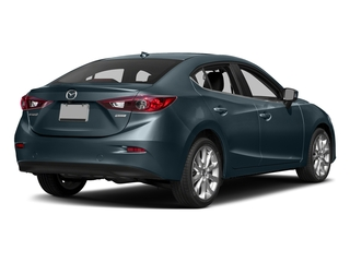 Blue Reflex Mica 2016 Mazda Mazda3 Pictures Mazda3 Sedan 4D s Touring I4 photos rear view