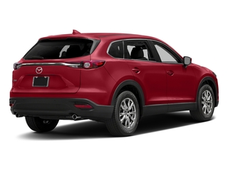 Soul Red Metallic 2016 Mazda CX-9 Pictures CX-9 Utility 4D Touring 2WD I4 photos rear view