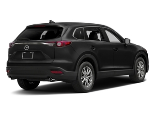 Jet Black Mica 2016 Mazda CX-9 Pictures CX-9 Utility 4D Touring 2WD I4 photos rear view