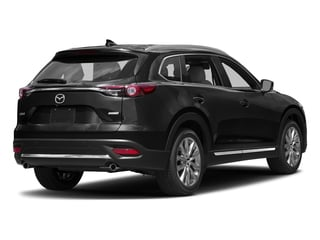 Jet Black Mica 2016 Mazda CX-9 Pictures CX-9 Utility 4D GT 2WD I4 photos rear view