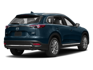 Deep Crystal Blue Mica 2016 Mazda CX-9 Pictures CX-9 Utility 4D GT 2WD I4 photos rear view