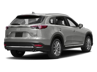 Sonic Silver Metallic 2016 Mazda CX-9 Pictures CX-9 Utility 4D GT 2WD I4 photos rear view