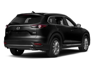 Jet Black Mica 2016 Mazda CX-9 Pictures CX-9 Utility 4D Signature AWD I4 photos rear view