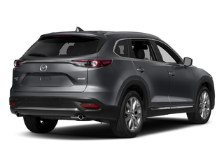 Machine Gray Metallic 2016 Mazda CX-9 Pictures CX-9 Utility 4D Signature AWD I4 photos rear view