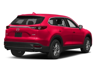 Soul Red Metallic 2016 Mazda CX-9 Pictures CX-9 Utility 4D Touring AWD I4 photos rear view