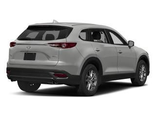 Sonic Silver Metallic 2016 Mazda CX-9 Pictures CX-9 Utility 4D Touring AWD I4 photos rear view