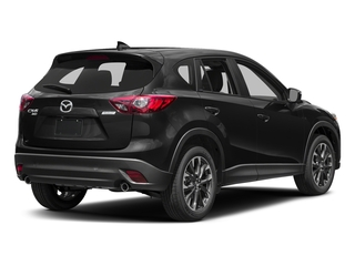 Jet Black Mica 2016 Mazda CX-5 Pictures CX-5 Utility 4D GT AWD I4 photos rear view