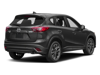 Meteor Gray Mica 2016 Mazda CX-5 Pictures CX-5 Utility 4D GT AWD I4 photos rear view