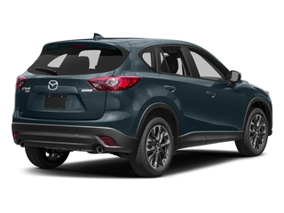 Blue Reflex Mica 2016 Mazda CX-5 Pictures CX-5 Utility 4D GT AWD I4 photos rear view