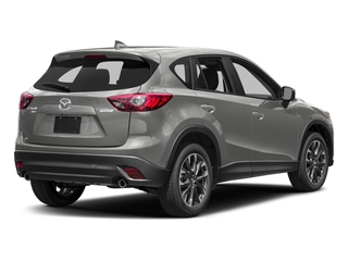 Sonic Silver Metallic 2016 Mazda CX-5 Pictures CX-5 Utility 4D GT AWD I4 photos rear view