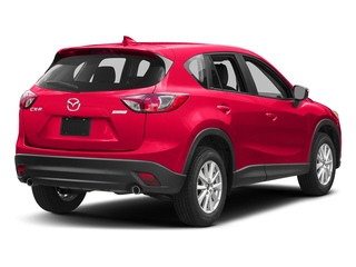 Soul Red Metallic 2016 Mazda CX-5 Pictures CX-5 Utility 4D Sport 2WD I4 photos rear view