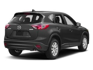 Meteor Gray Mica 2016 Mazda CX-5 Pictures CX-5 Utility 4D Sport 2WD I4 Manual photos rear view