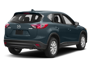 Blue Reflex Mica 2016 Mazda CX-5 Pictures CX-5 Utility 4D Sport 2WD I4 photos rear view