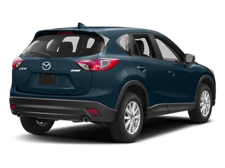 Deep Crystal Blue Mica 2016 Mazda CX-5 Pictures CX-5 Utility 4D Sport 2WD I4 photos rear view