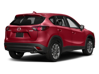 Soul Red Metallic 2016 Mazda CX-5 Pictures CX-5 Utility 4D GT 2WD I4 photos rear view