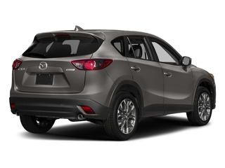 Titanium Flash Mica 2016 Mazda CX-5 Pictures CX-5 Utility 4D GT 2WD I4 photos rear view