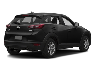 Jet Black Mica 2016 Mazda CX-3 Pictures CX-3 Utility 4D Touring AWD I4 photos rear view