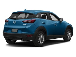 Dynamic Blue Mica 2016 Mazda CX-3 Pictures CX-3 Utility 4D Sport 2WD I4 photos rear view