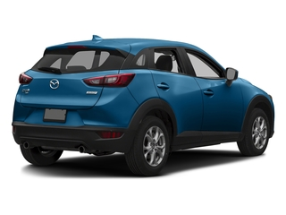 Dynamic Blue Mica 2016 Mazda CX-3 Pictures CX-3 Utility 4D Touring AWD I4 photos rear view