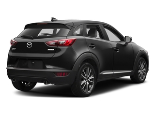 Meteor Gray Mica 2016 Mazda CX-3 Pictures CX-3 Utility 4D GT AWD I4 photos rear view