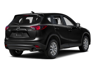 Jet Black Mica 2016 Mazda CX-5 Pictures CX-5 Utility 4D Touring AWD I4 photos rear view