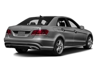 designo Graphite 2016 Mercedes-Benz E-Class Pictures E-Class Sedan 4D E350 V6 photos rear view