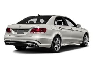 designo Cashmere White 2016 Mercedes-Benz E-Class Pictures E-Class Sedan 4D E350 V6 photos rear view