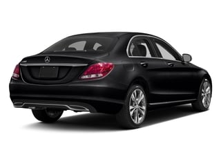 Black 2016 Mercedes-Benz C-Class Pictures C-Class Sedan 4D C300 AWD I4 Turbo photos rear view