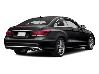 Black 2016 Mercedes-Benz E-Class Pictures E-Class Coupe 2D E400 V6 Turbo photos rear view