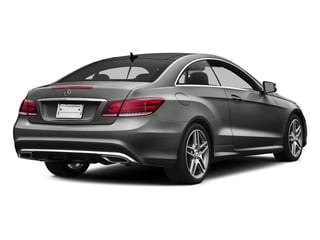 Selenite Grey Metallic 2016 Mercedes-Benz E-Class Pictures E-Class Coupe 2D E400 V6 Turbo photos rear view